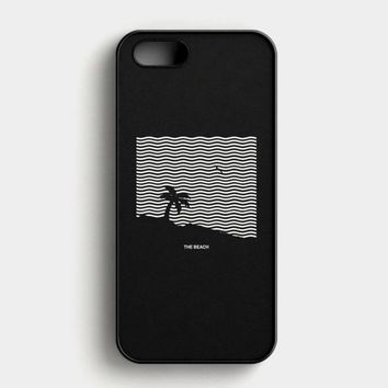 The Neighbourhood The Beach iPhone SE Case