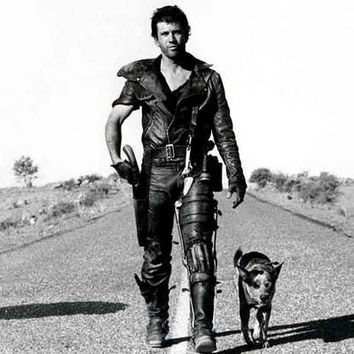 Mad Max The Road Warrior Poster 11x17
