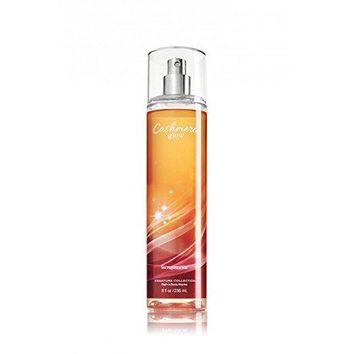 SHIP BY USPS Bath and Body Works Fine Fragrance Mist, Cashmere Glow, 8.0 Fl Oz