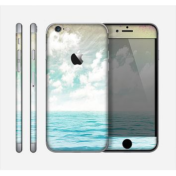 The Paradise Vintage Waves Skin for the Apple iPhone 6