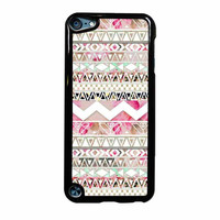 Girly Floral Tribal Andes Aztec iPod Touch 5th Generation Case
