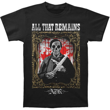All That Remains Men's  Deadman T-shirt Black