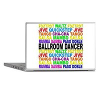 Ballroom Dancer Laptop Skins