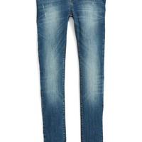 Girl's Hudson Kids 'Dolly' Stretch Skinny Jeans