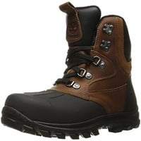 Timberland Men's Chillberg Mid Shell Toe WP INS Snow Boot  timberland boots for men
