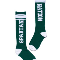 Michigan State University Knee Socks - PINK - Victoria's Secret