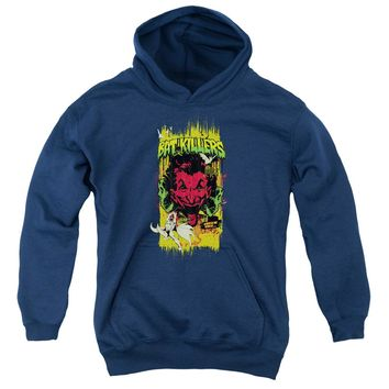 Batman - Bat Killers 2 Youth Pull Over Hoodie