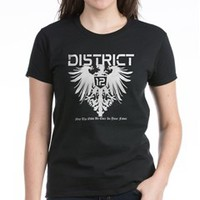 Hunger Games District 12 T-Shirt> The Hunger Games: District 12 Coat Of Arms> Filthy Floyd's Nasty Tees