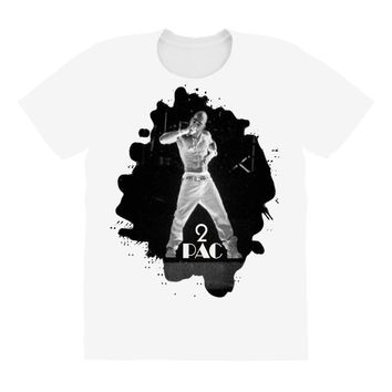 tupac shakur (1) All Over Women's T-shirt