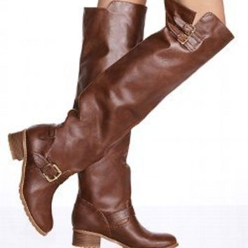 Over-the-knee Riding Boot - Colin Stuart - Victoria's Secret