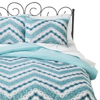 Xhilaration® Chevron Comforter Set