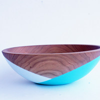"10"" Cherry Wood Bowl, ICE Limited Line"