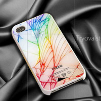 cracked out iphone case ,samsung case for iphone 4/4S,5/5S,5C Accesories