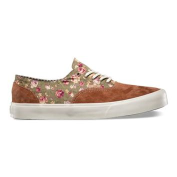Vans Floral Mix Era Decon CA (mocha bisque)
