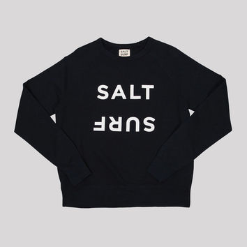 SALT SURF — Half Reverse Sweatshirt (More colors)