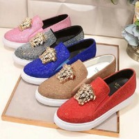 Versace Fashionable Casual Shoes-2