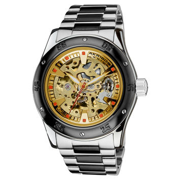 Akribos XXIV Premier Mens Watch AK477TTB