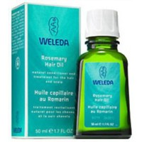 Weleda Rosemary Hair Oil, 1.7 Ounce