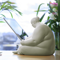 Venus of Cupertino - iPad Docking Station - VENUS.io - Home of the Venus of Cupertino