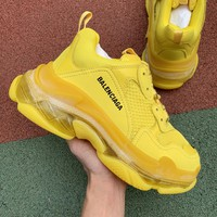 Balenciaga Triple S Trainers Yellow 35-45