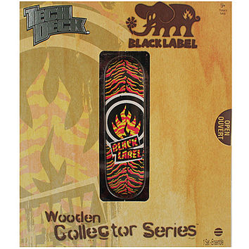 Tech Deck Wooden Collector Series [Panama - Black Label]