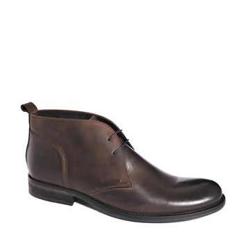 Base London Leather Boots - brown
