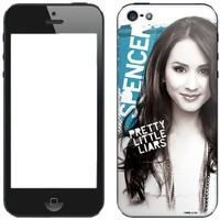 Zing Revolution Pretty Little Liars Premium Vinyl Adhesive Skin for iPhone 5, Spencer (MS-PLL70318)