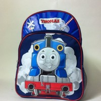 Thomas the Train Combo - New Arrival Thomas Large Backpack, Thomas Tumbler and One Thomas Sticker Set