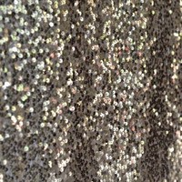 "Backdrop Express Gold Sequin Fabric, 60"" L x 72"" W"