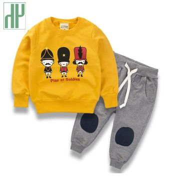 Children clothing winter toddler boy clothes kids clothes boutique outfits children tracksuits costume girls set 2 6 8 years