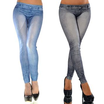 Stretch Jean Jeggings
