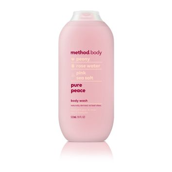 Method Body Wash Pure Peace - 18 fl oz
