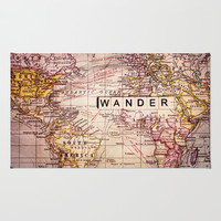 wander Rug by Sylvia Cook Photography