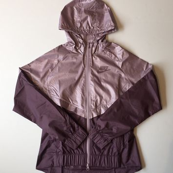 KUYOU Nike Womens Windrunner Plum 804947-532