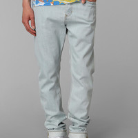 THVM Light Wash Tapered Skinny Jean