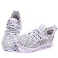 Adidas Women Casual Ventilation Running Sneakers Sport Shoes