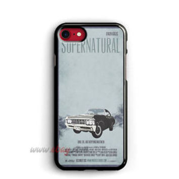 Supernatural iPhone Cases Chevy Impala Movie Samsung Galaxy Cases iPod cover
