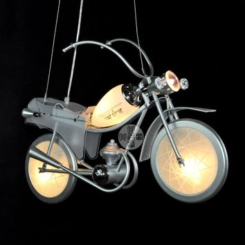 Motorcycle LED Hanging Light