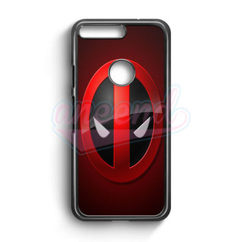 Deadpool Marvel Comics Gun Google Pixel Case | aneend.com