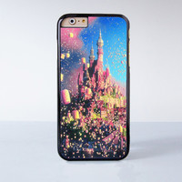 Disney Tangle Castle  Plastic Case Cover for Apple iPhone 6 6 Plus 4 4s 5 5s 5c