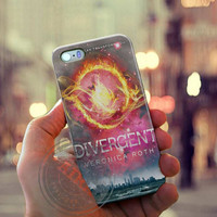 Divergent Cover galaxy Case for Iphone 4, 4s, Iphone 5, 5s, Iphone 5c, Samsung Galaxy S3, S4, S5, Galaxy Note 2, Note 3.