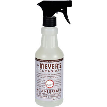Mrs. Meyer's Multi Surface Spray Cleaner - Lavender - 16 fl oz