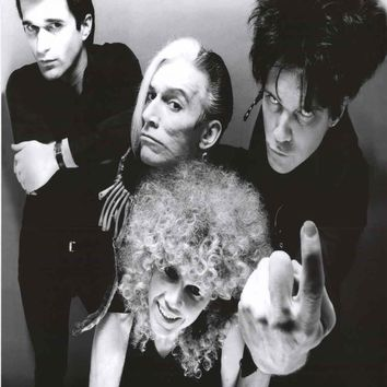 The Cramps Band 1980 Poster 24x33
