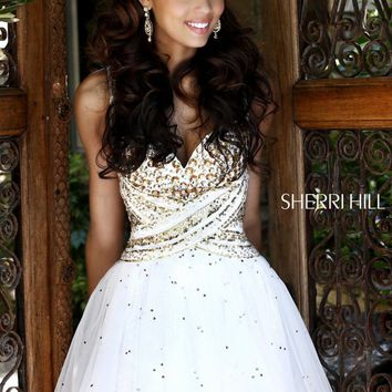 Sherri Hill 21196 Dress