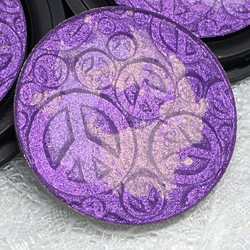 The Purples Highlighter Pressed Eye & Face Highlighter Powder Compact 37mm Pan