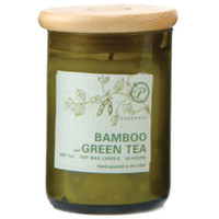 Bamboo & Green Tea Upcycled Candle | ECO | Paddywax