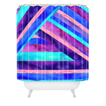 Jacqueline Maldonado Harmony Shower Curtain