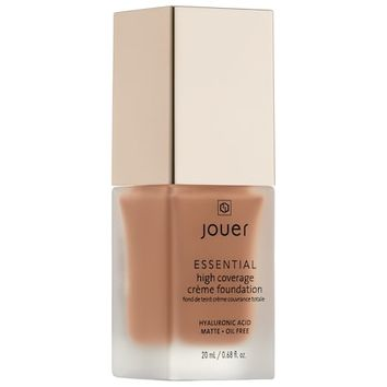 Essential High Coverage Crème Foundation - Jouer Cosmetics | Sephora