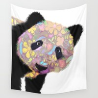 Blossom Wall Tapestry by Inspired Images