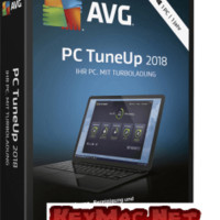 AVG PC TuneUp 2018 Crack & Serial Key Lifetime Final Download